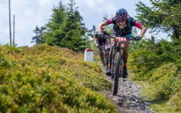 Mountain biker Sonya Looney on Common Threads podcast with Prokit