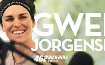 Gwen Jorgensen Rich Roll podcast