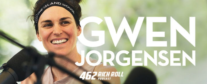 Gwen Jorgensen Rich Roll podcast
