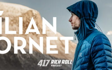 Kilian Jornet on the Rich Roll podcast