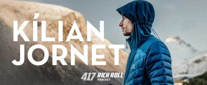 Kilian Jornet on the Rich Roll podcast