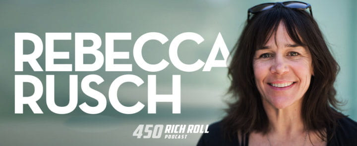 Rebecca Rusch on the Rich Roll Podcast