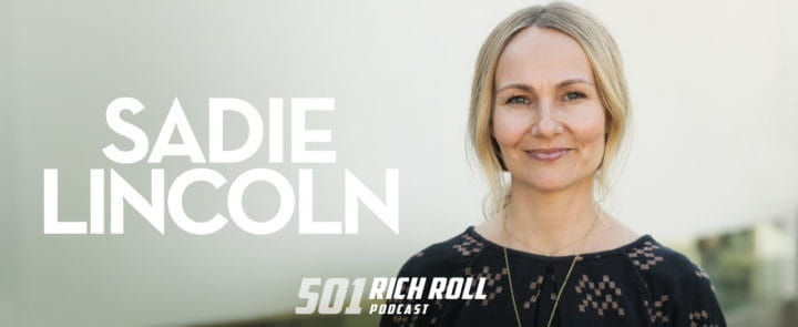 Sadie Lincoln on the Rich Roll Podcast