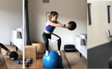 Kate Courtney workouts