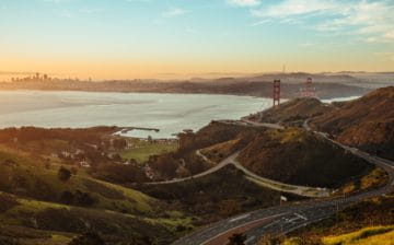 Photo of Marin Headlands by Cedric Letsch