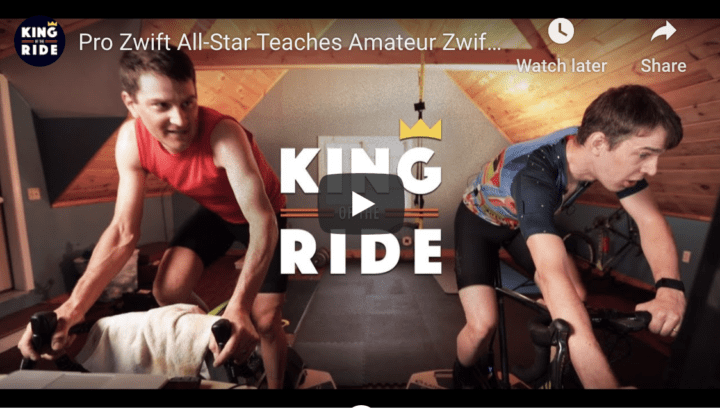 Ted King Zwift