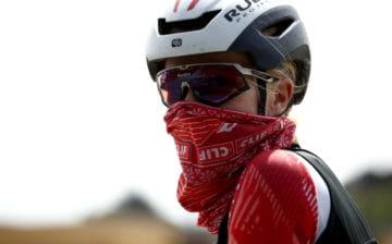 Triathlete Sarah Piampiano Trains During COVID-19 Pandemic