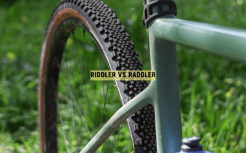 Cycling brand Ornot review the Riddler and Raddler gravel tires