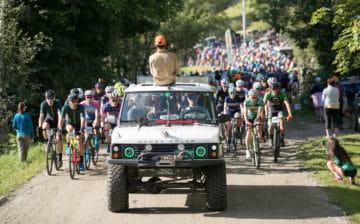 Vermont Overland race start