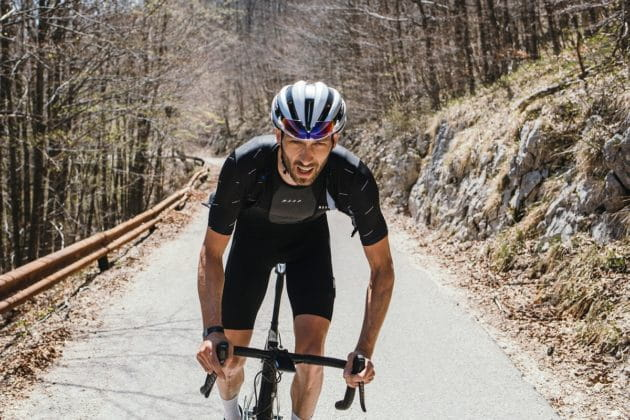Cycling riding - how to prevent cramping