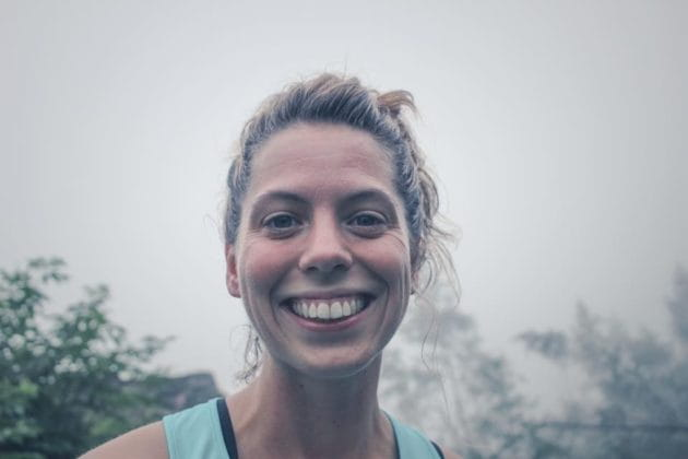 Trail and ultrarunner Corrine Malcolm